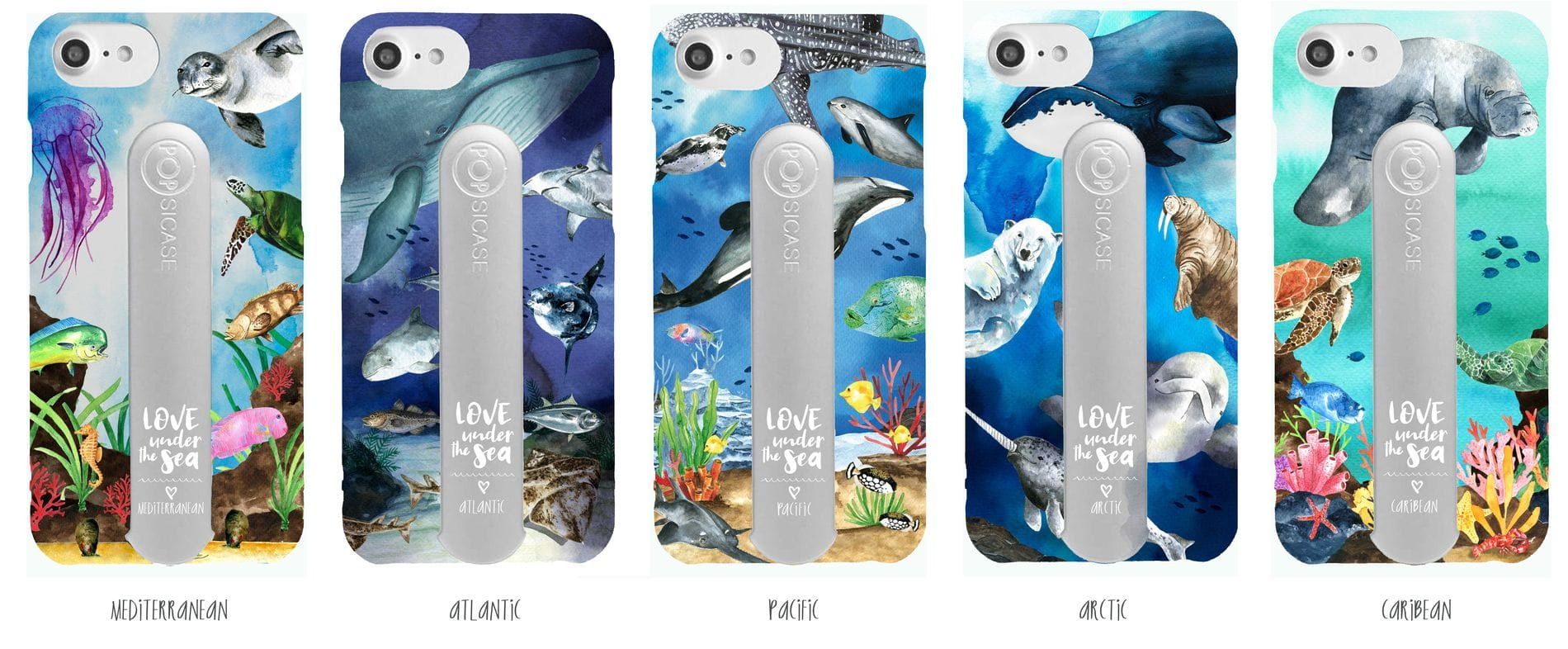 Why Love under the Sea Collection?