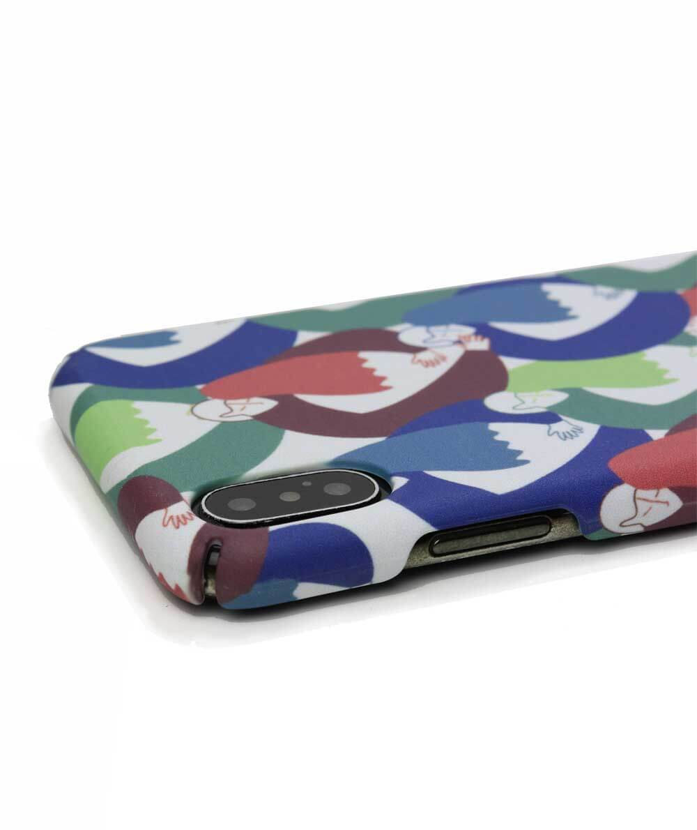 Illustrated Eco friendly Iphone case