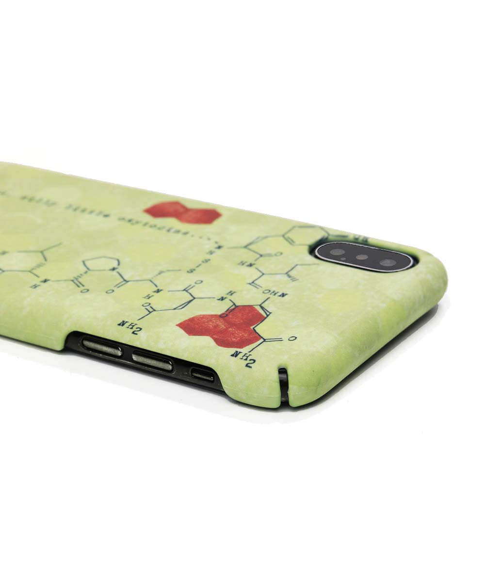 Eco friendly Iphone XS case