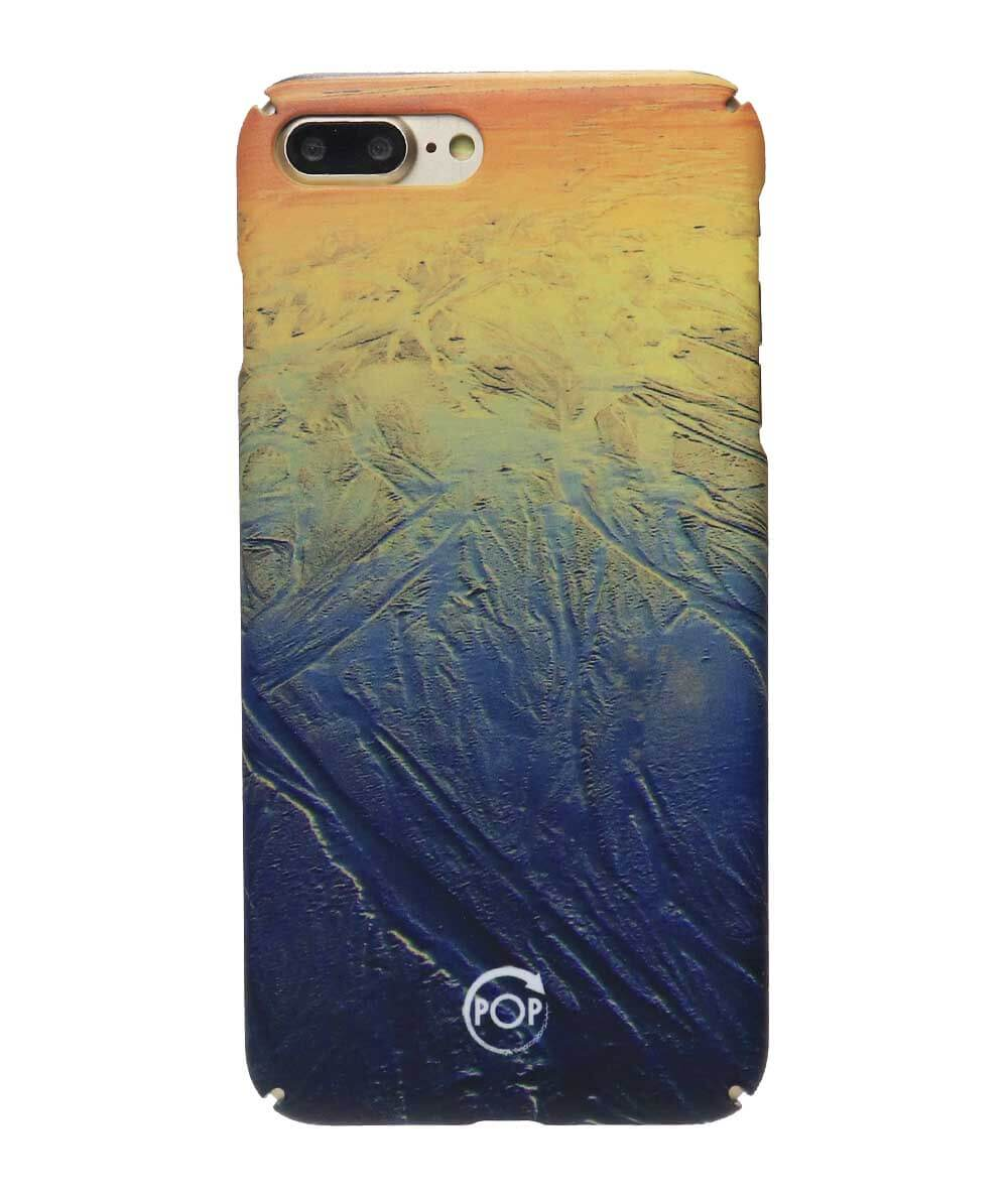 recycled iphone 7 case with a beach