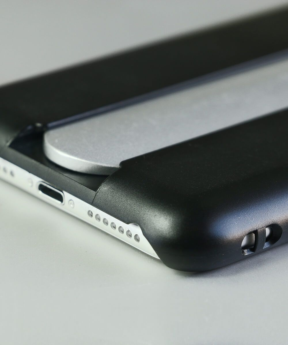 Eco friendly Iphone case with handle
